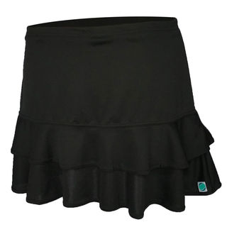 Frill Skirt - Black