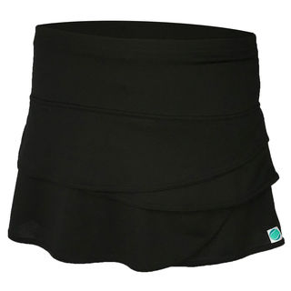 Layered Skirt - Black