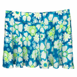 Flare Skirt - Lily Pond