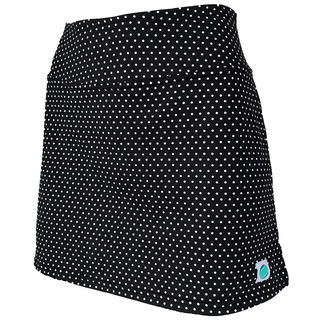 A-Line Polka Dot Skirt (Long)