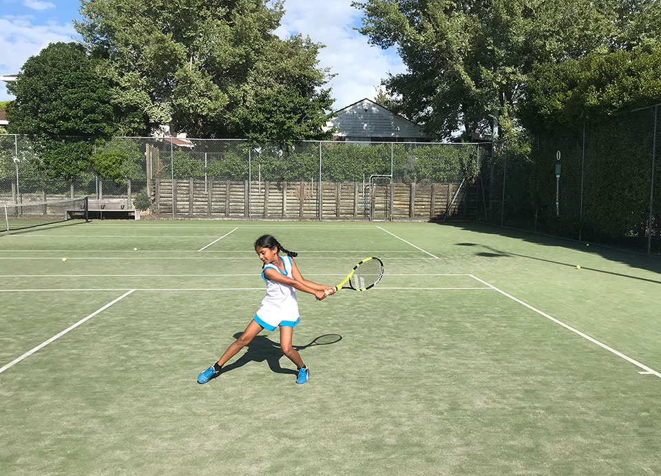LGPG Tennis coaching Auckland, NZ