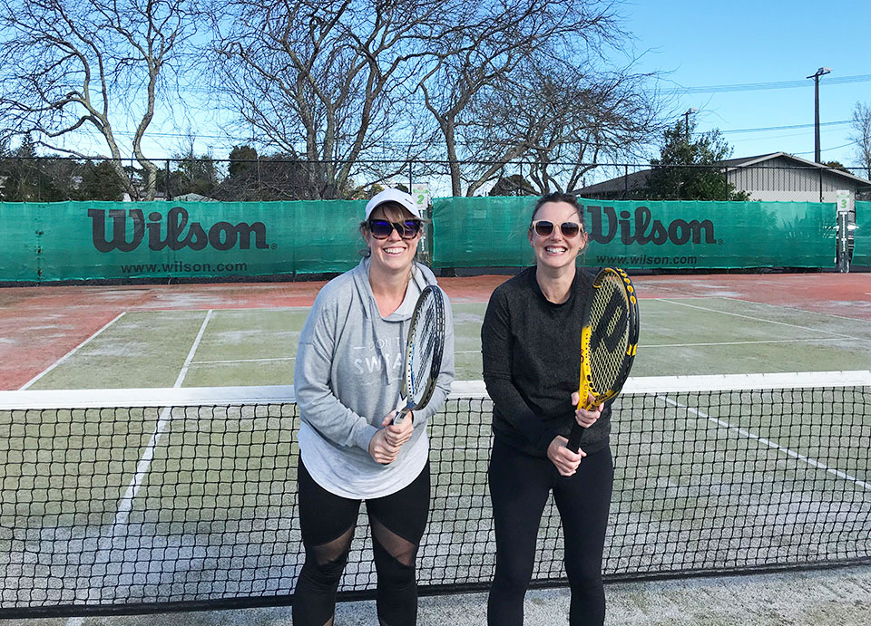 LGPG Tennis Coaching Auckland